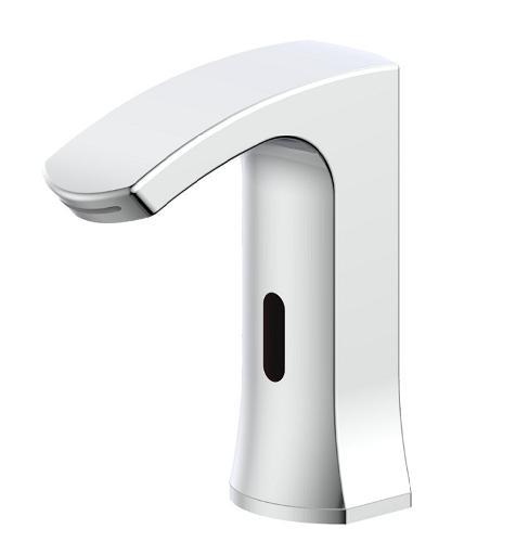 Sensor basin faucet