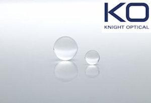 Ball Lenses & Half Ball Lenses for Fibre Optics