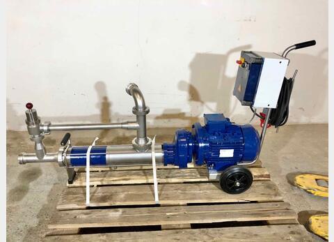 Excentric Rotor Pump - Speed Variator