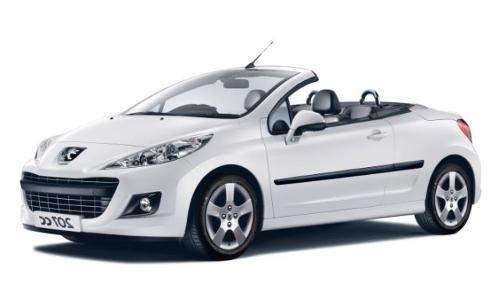 Peugeot 207 CC