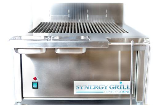 SYNERGY GRILL SG630