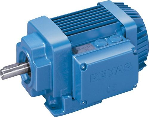 Demag Z Cylindrical-rotor motors
