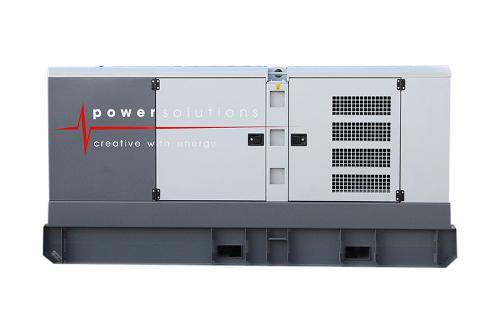 Générateur 220 kVA - Fiche technique