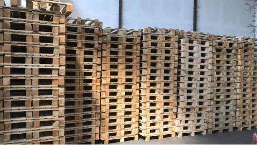 pallets portata kg.600 800x1200 nuovo €.12.00 usato €.5.00
