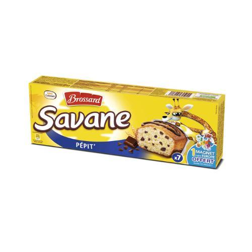 Savane Pepit' x7 210g - Brossard
