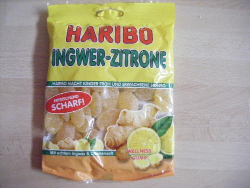HARIBO Haribo candies flavoured Lemon Gums