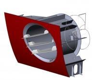 Obturateurs de tunnels transversaux