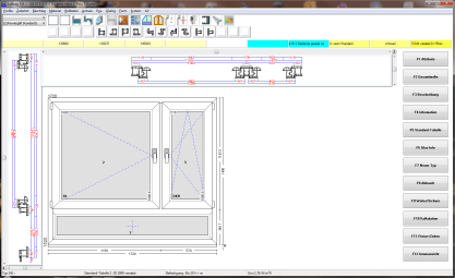 CSM die CAD Funktion