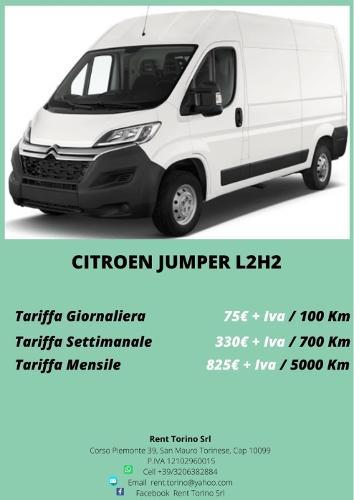 Citroen L2H2