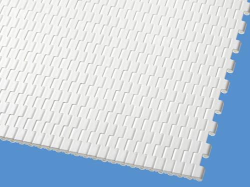 Kunststoff-Modulband, Modulares Förderband, Serie 13