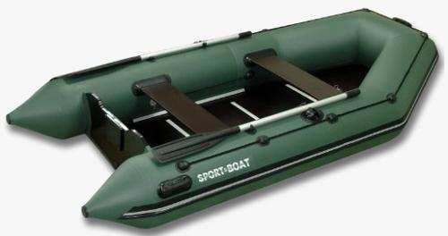 Inflatable powerboat Neptune