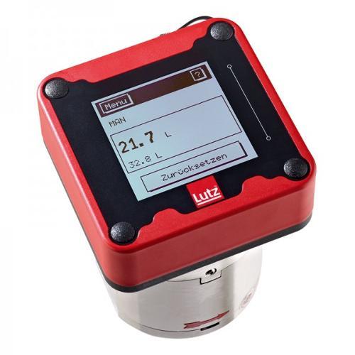 Flow meter HDO 200 Alu/LCP
