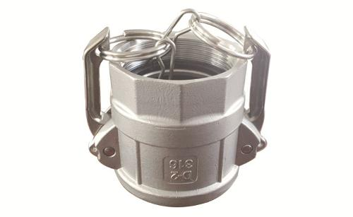 STAINLESS STEEL DIN2818 CAMLOCK COUPLING