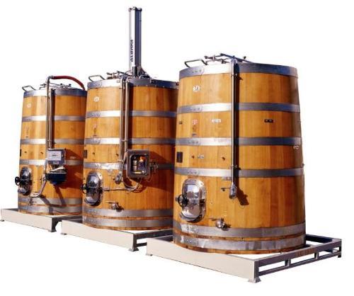 Woodtank
