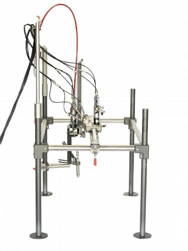 3-axis cutting table