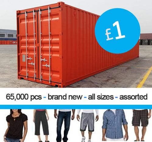 Mens & Ladies clothing wholesale OFFER