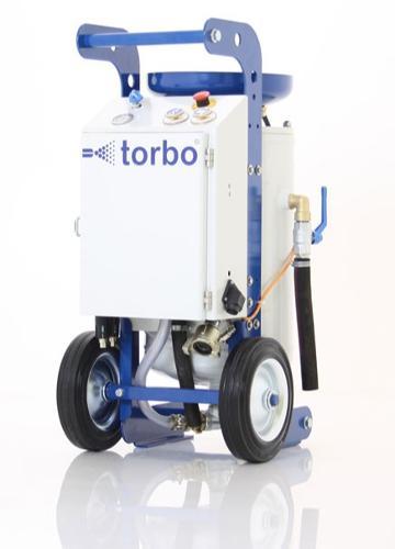 Sistema TORBO wet abrasive