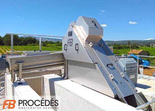Dégrilleur escalier Type PROSTEP