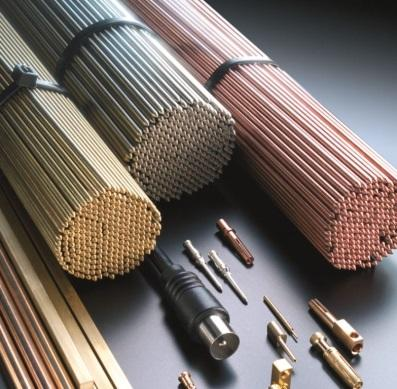 High performance copper alloys for electronics