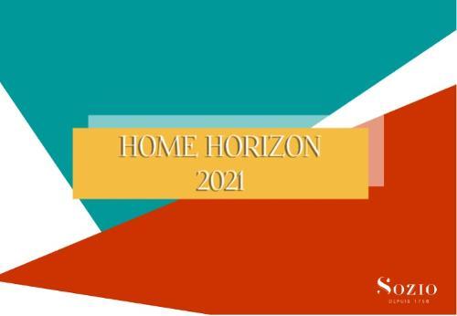 """""""Home horizon 2021"""""""