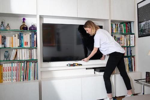 Dépannage TV / Télévision / Ecran Plat / Ecran LED