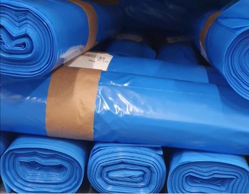 Colour Rolls Plastic Bags