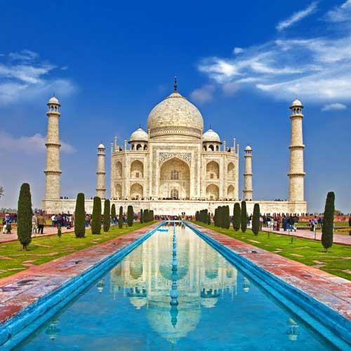 Visite privée du Sunrise Taj Mahal - Tour de l'Inde 2018