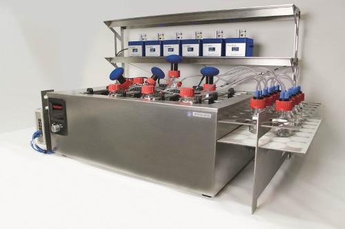 Automatic (Bio)Methane analyzer - Yieldmaster