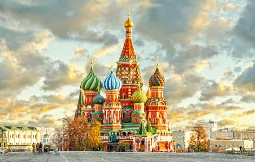Moscow and St. Petersburg-7days/6 nights group full tour
