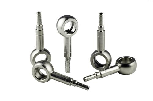 Stainless Steel Pneumatic Fittings, Stainless Steel Banjo