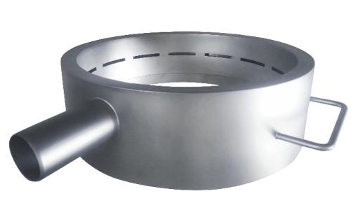 Edelstahl-Bauteile