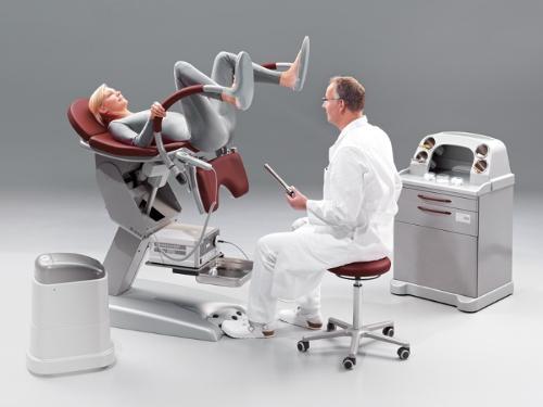 arco Fauteuil d'examen et de traitement pour la proctologie