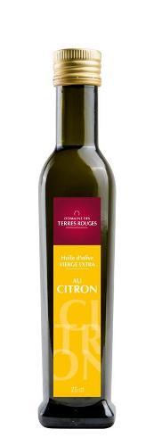 Huile d'Olive au Citron 25cl