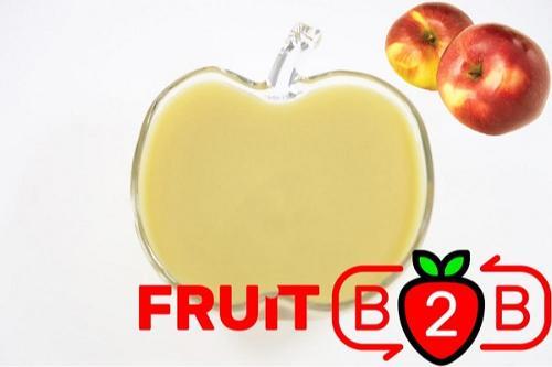 Apple Puree - Ligol - Aseptic Puree Fruit & Manufacturer