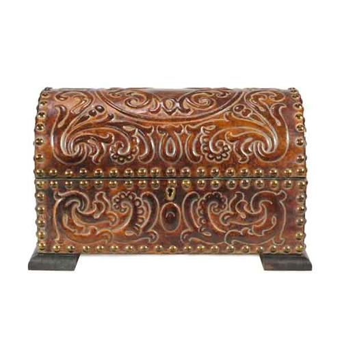 Leather chest Adal