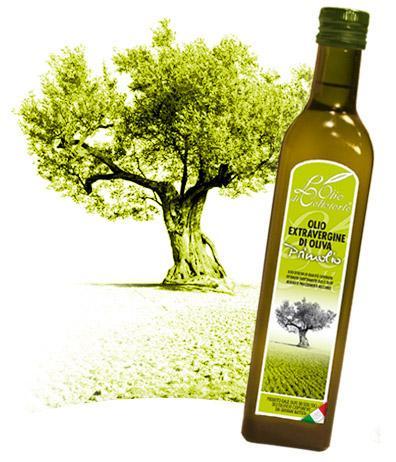 Olio extravergine di oliva novello Primolio