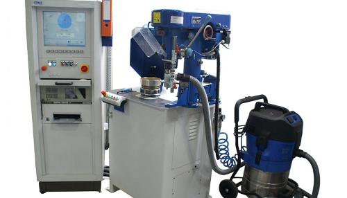 VERTICAL BALANCING MACHINES FOR WOODWORKING TOOLS AND SAWS