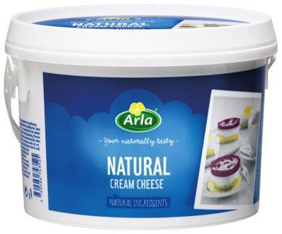 Queso Crema 100% Natural