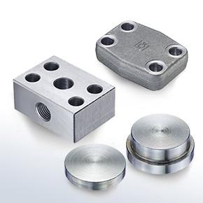 SAE Blind Flanges and SAE Sandwich Plates