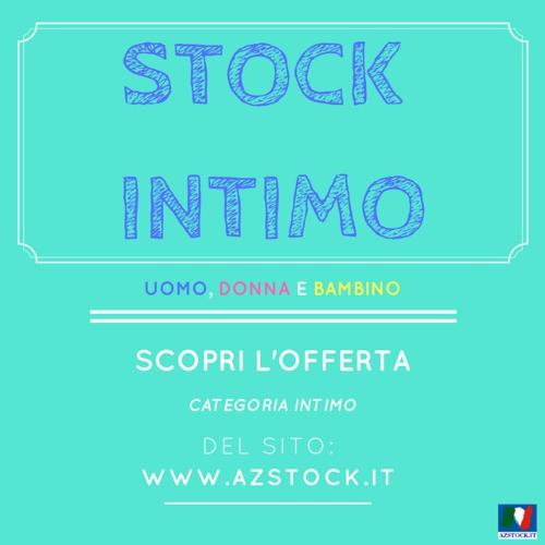 STOCK INTIMO & PIGIAMERIA