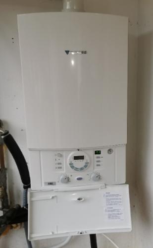 Caldeira condensação junkers