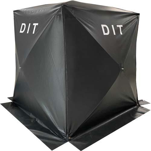 Digital Imaging Technician (DIT) Blackout Speed Tent