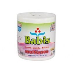 Rollo Cocina Multiusos BABIS 1 - 10 (400 serv) S/8