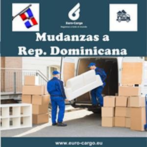 Mudanzas a República  Dominicana