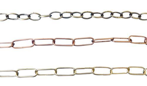 Unwelded Chain