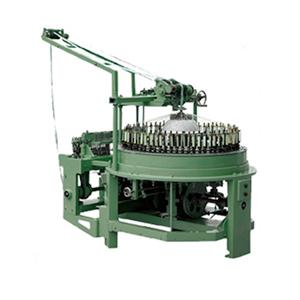 Computerized Lace Braiding Machine