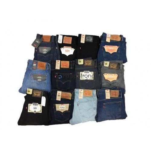 Levis Jeans Restposten Markenjeans Hosen Großhandel Kleidung
