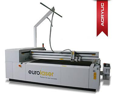 Laser cutter for acrylic