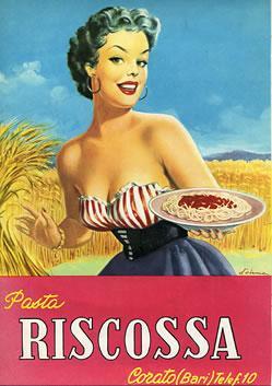 PASTA RISCOSSA 100% ITALIANA