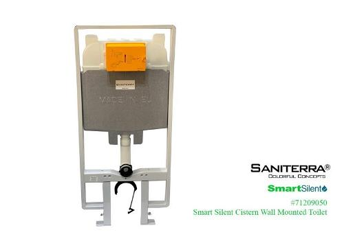 Concealed Cistern Wall Mounted Toilet